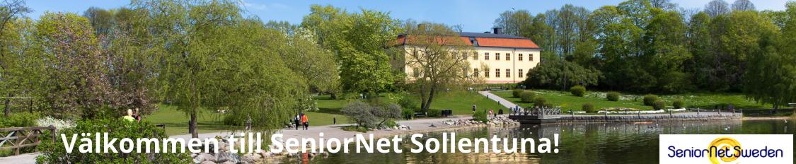 Seniornet Sollentuna Logo