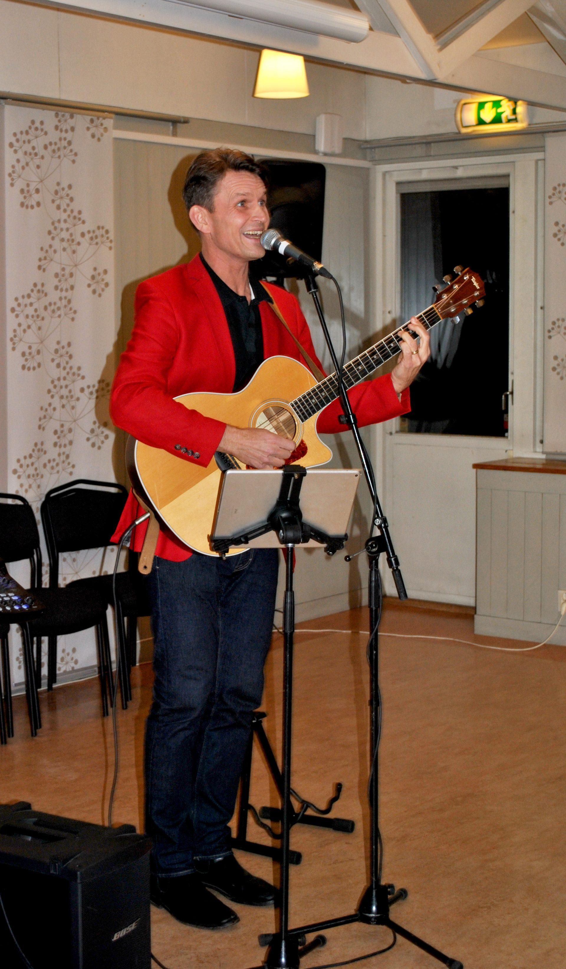 Bild god musik ifrån Johan