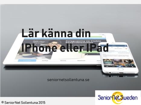Bild IPhone IPad