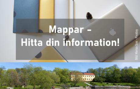 Bild: Mappar
