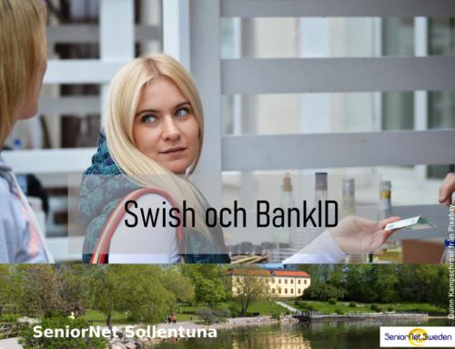 Swish & BankID