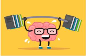 Hjärna som tränar